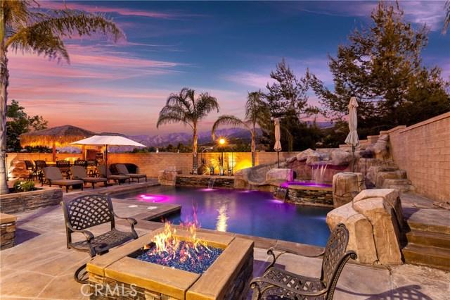 8675  Edelweiss Drive, Corona, California