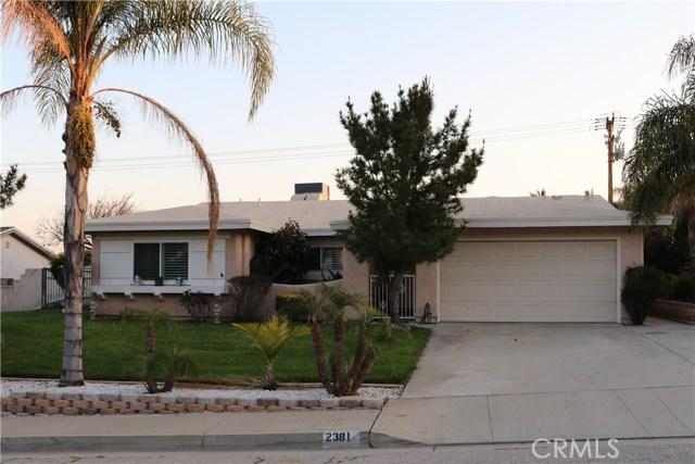 2381 Mesquite Dr, San Bernardino, CA 92404