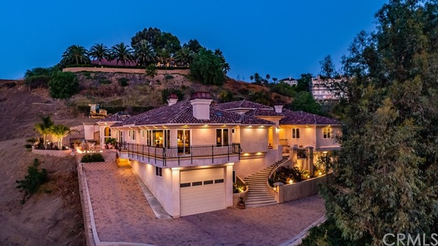 6241 E Trail Drive, one of homes for sale in Anaheim Hills