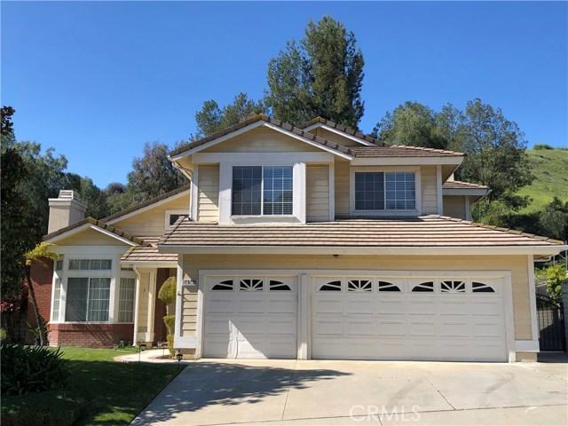 14366 Pleasant Hill Drive, Chino Hills, CA 91709