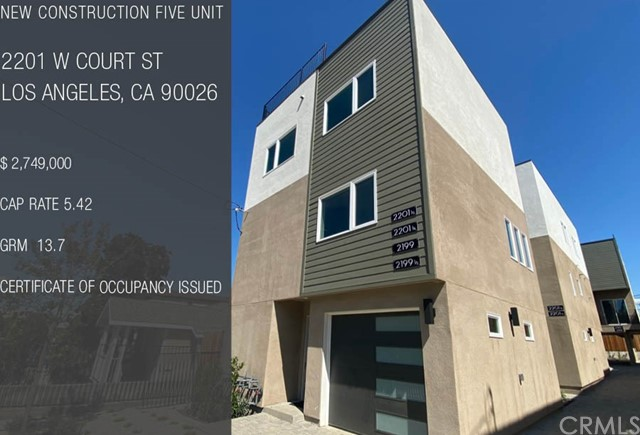 2201 W Court Street, Los Angeles, CA 90026