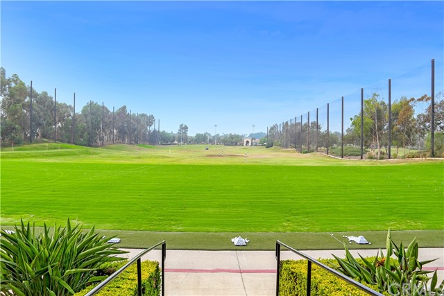 Old Ranch driving range where