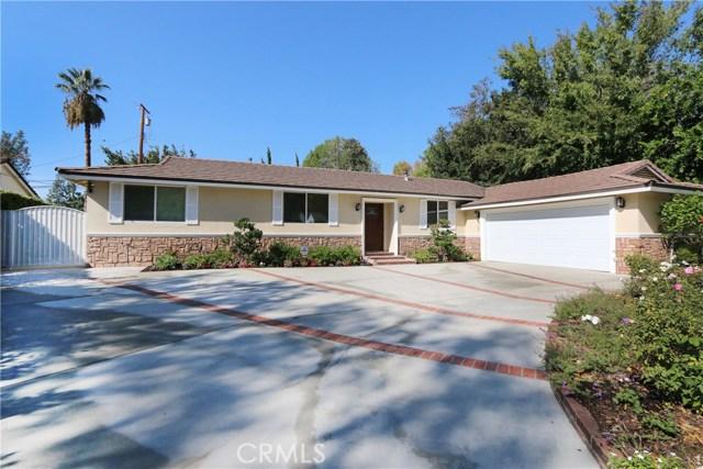 1645 Elevado Avenue, Arcadia, CA 91006