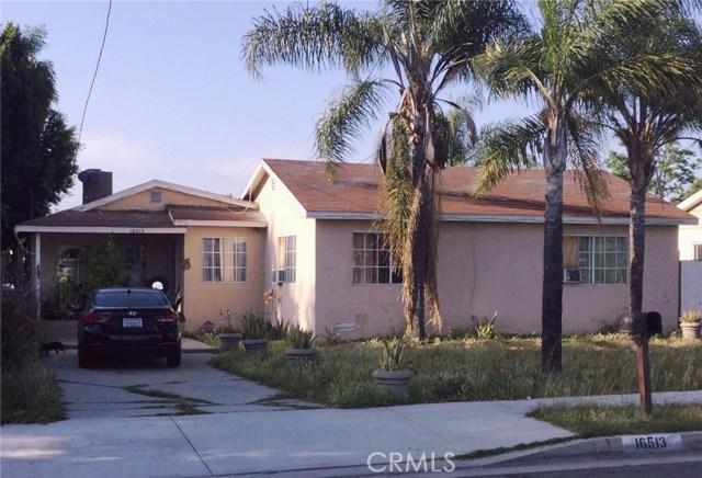 16513 Francisquito Avenue, La Puente, CA 91744