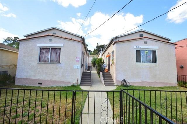 3193 Budau Avenue, El Sereno, CA 90032