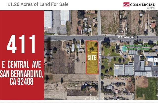 411 Central Avenue, San Bernardino, CA 92408
