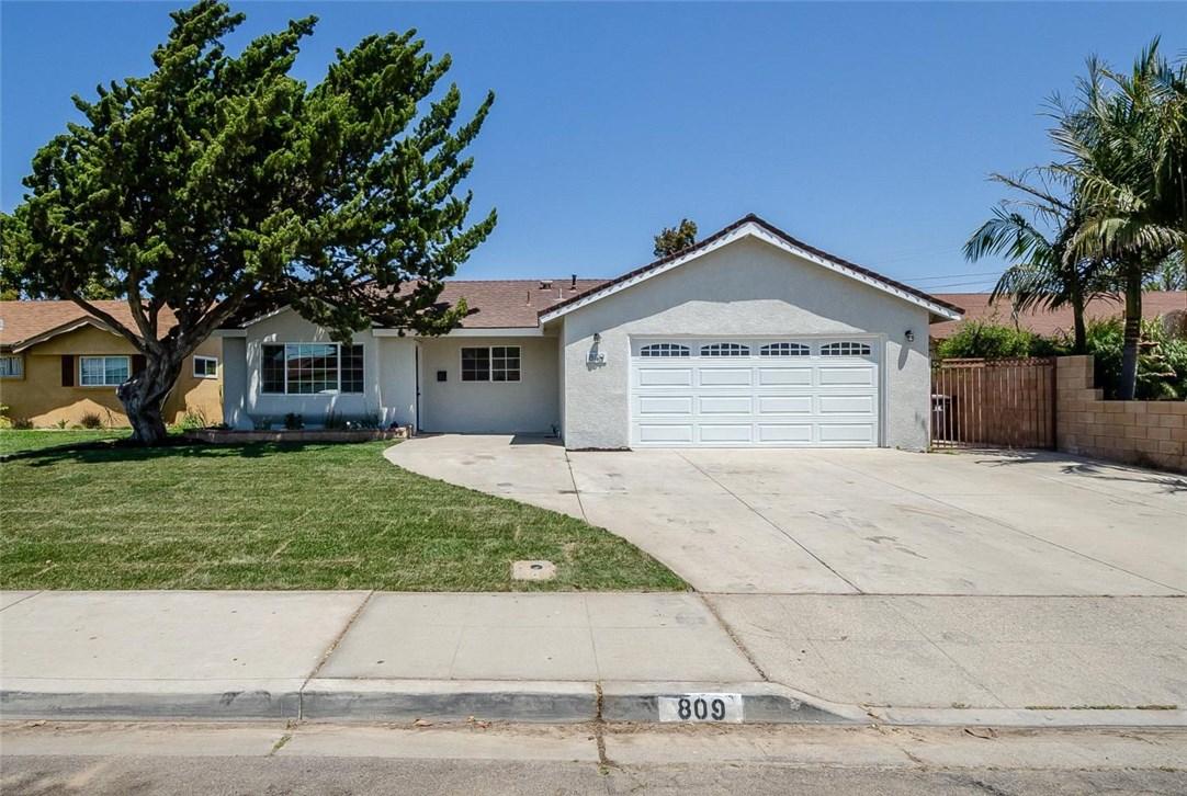 809 Pershing Street, Santa Maria, CA 93458