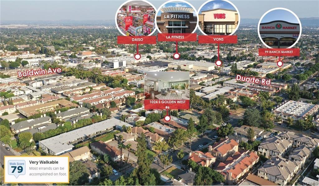 16. 1024 S Golden West Avenue #6 Arcadia, CA 91007