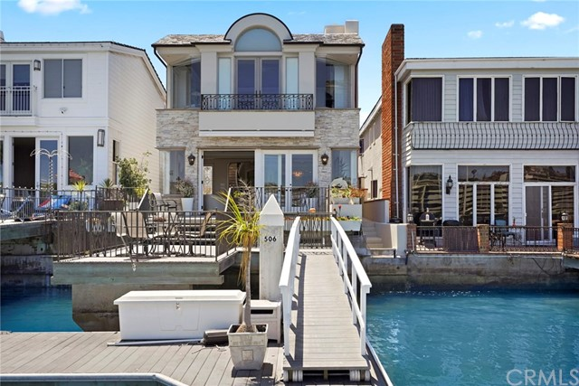 506 Via Lido Nord, Newport Beach, CA 92663