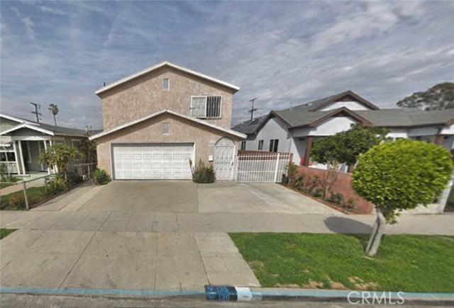 135 W 71st Street, Los Angeles, CA 90003