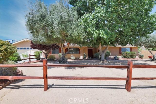 8318 Balsa Avenue, Yucca Valley, CA 92284