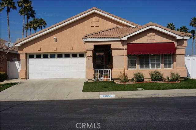 26838 Eclipse Drive, Sun City, CA 92585