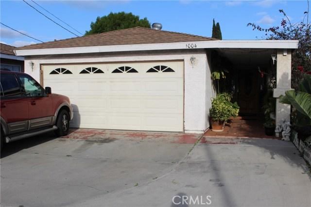 1004 Pioneer Avenue, Wilmington, CA 90744
