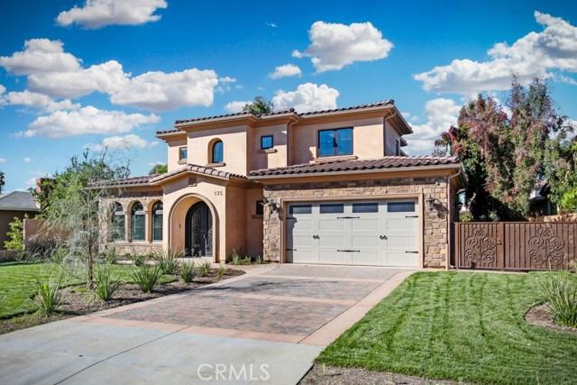 135 San Miguel Drive, Arcadia, CA 91007