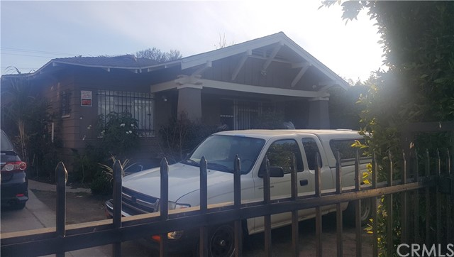 1256 W 39th Place, Los Angeles, CA 90037