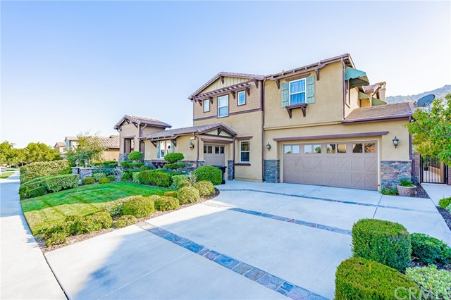 8265  Sunset Rose Drive, Corona, California