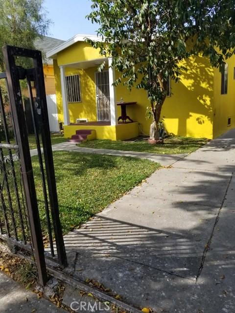 1553 E 21st Street, Los Angeles, CA 90011