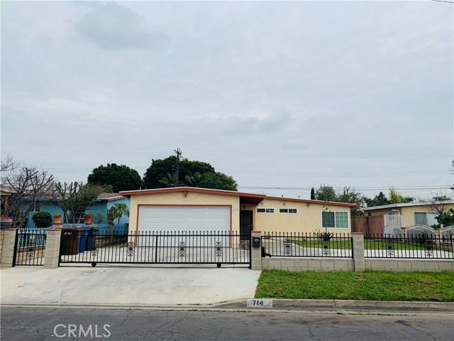714 Le Borgne Avenue, La Puente, CA 91746