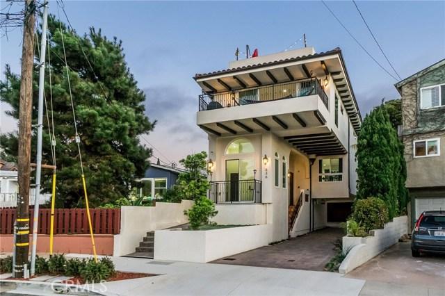 636 Vincent Park #A, Redondo Beach, California 90277, 3 Bedrooms Bedrooms, ,2 BathroomsBathrooms,For Sale,Vincent Park #A,SB20200007
