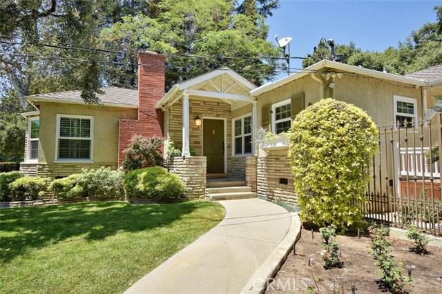 265 E Montecito Avenue, Sierra Madre, CA 91024