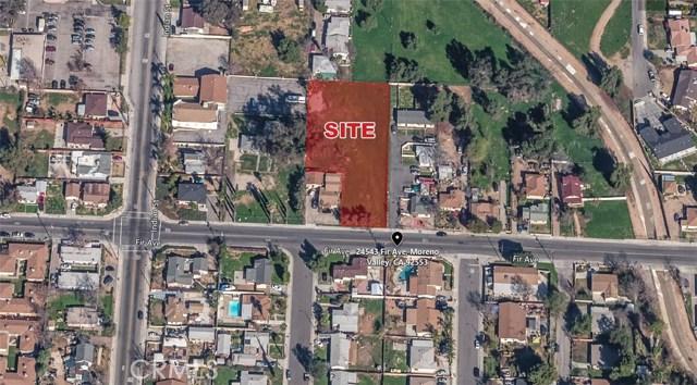0 Fir, Moreno Valley, CA 92553