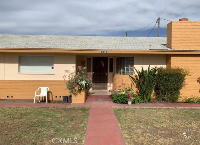 1616 Jefferson Street, Delano, CA 93215
