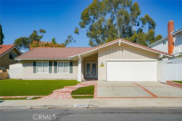 26855 Via Grande, Mission Viejo, CA 92691