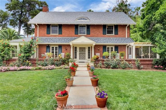 460 W Highland Avenue, Redlands, CA 92373