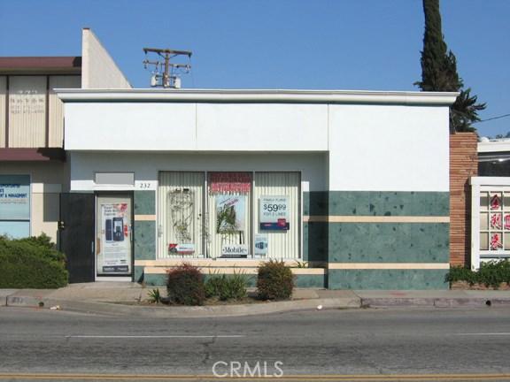 232 S Garfield Avenue, Monterey Park, CA 91754