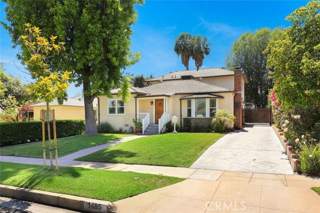 1485 N Roosevelt Av, Pasadena, CA 91104 Photo 0