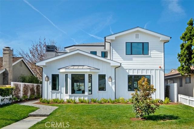 515 Tustin Avenue   Newport Heights (NEWH)   Newport Beach CA