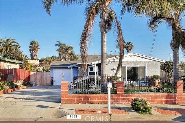 1431 Langford Street, Oceanside, CA 92058