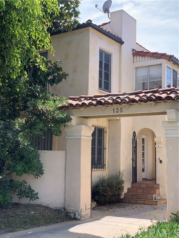 Charming Spanish architecture duplex in the desirable city of Beverly Hills with Award winning school district. Walking distance to shopping, dining, and top notch medical facilities. Rare investment opportunity to live in one and rent one, or develop new multi unit residence. Both units are 2 bedroom 1 1/2 bath with a den, Living room, formal dining room and in unit laundry room app. 1450 sq ft. Each unit has separate gas and electric meters. Secure gated back yard and 3 carports. Property is being sold as is. Buyer and buyer's agent to verify all information and do their own due diligence. LA does not guarantee accuracy of Information including zoning and square footage.