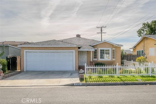 9520 Garibaldi Avenue, Temple City, CA 91780