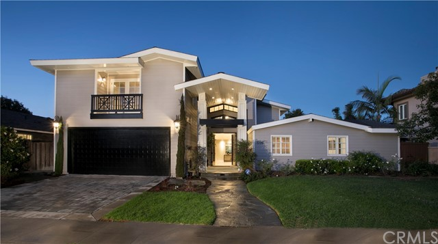 1106 Nottingham Road | Westcliff East (WCDE) | Newport Beach CA