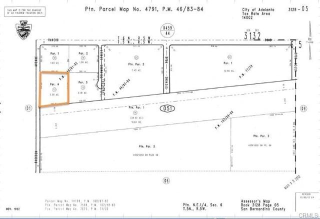 1000 Rancho Road, Adelanto, CA 92301