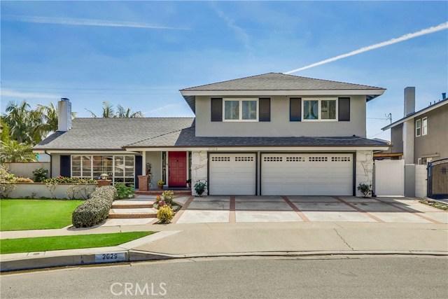 2029 N Mantle Lane, Santa Ana, CA 92705