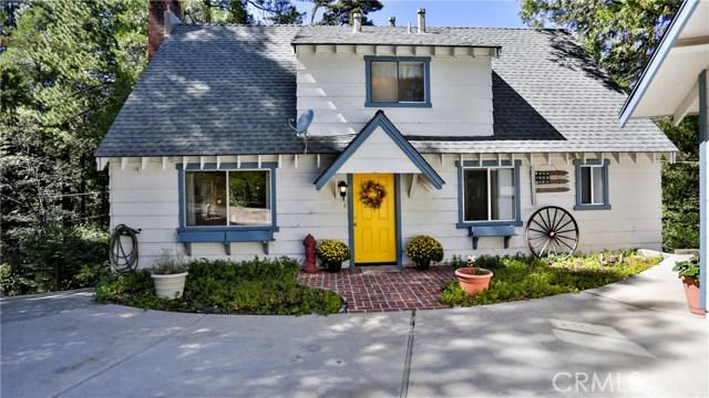320 Dolly Varden Drive, Lake Arrowhead, CA 92321