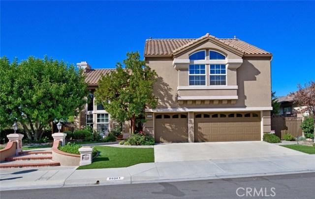 20301  Via Celestina, Yorba Linda, California