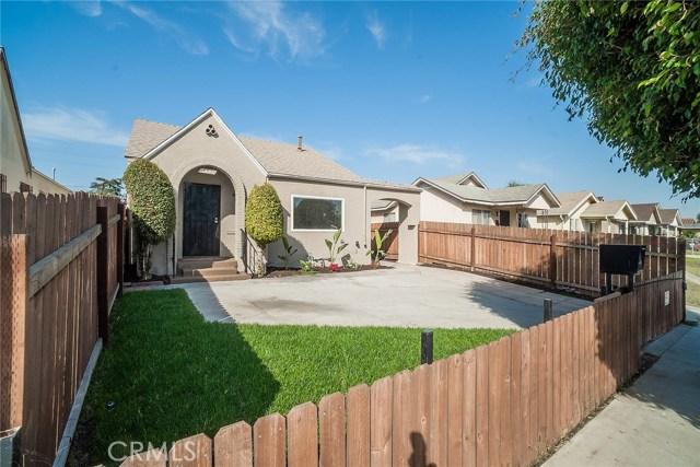 1337 W 74th, Los Angeles, CA 90044