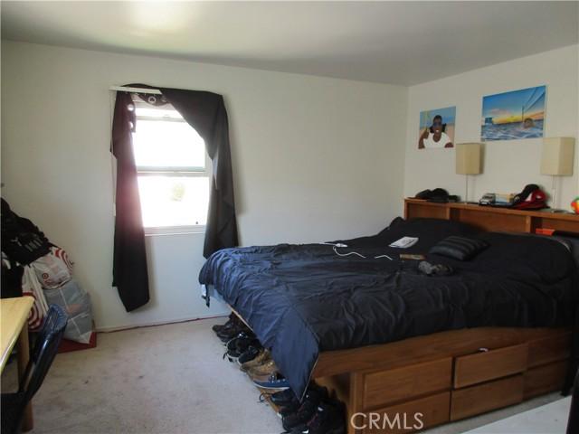 Unit #1 Bedroom