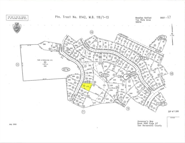0 Del Sol Avenue, Big River, CA 92242
