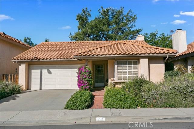 13 Pima Court, Rancho Santa Margarita, CA 92688