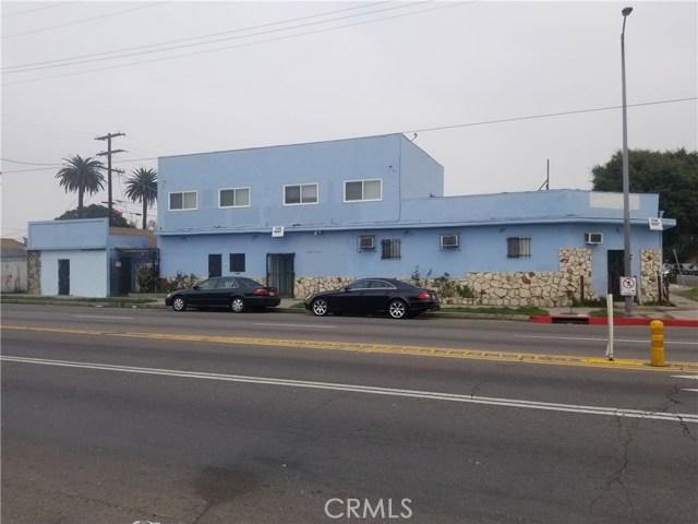 5872 S Normandie Avenue, Los Angeles, CA 90044