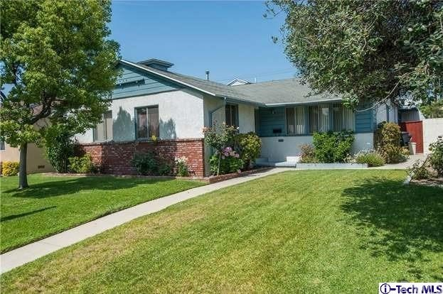 2809 N Frederic Street, Burbank, CA 91504