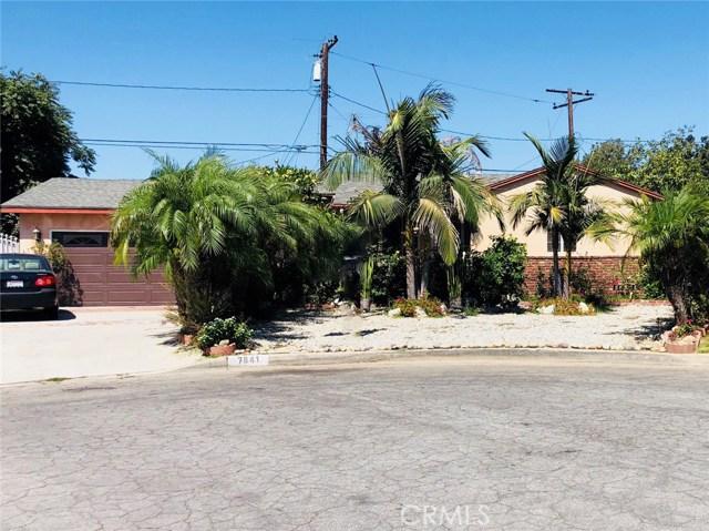 7841 Vista Del Rosa Street, Downey, CA 90240