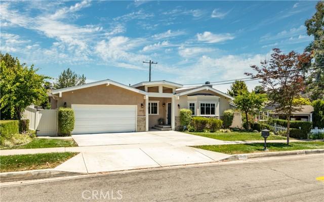 26410 Birchfield Avenue Rancho Palos Verdes, CA 90275