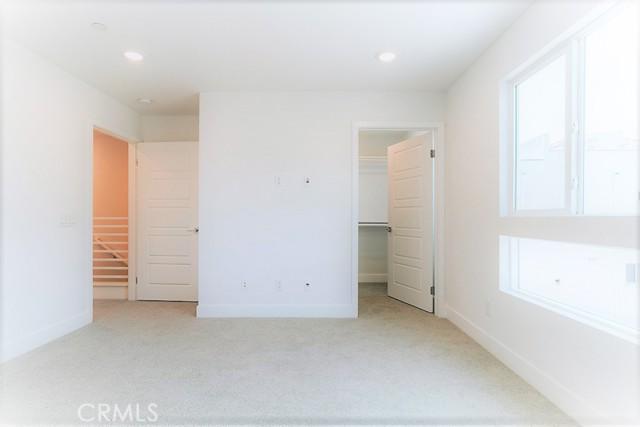 Primary Bedroom with Walk-In-Closet
