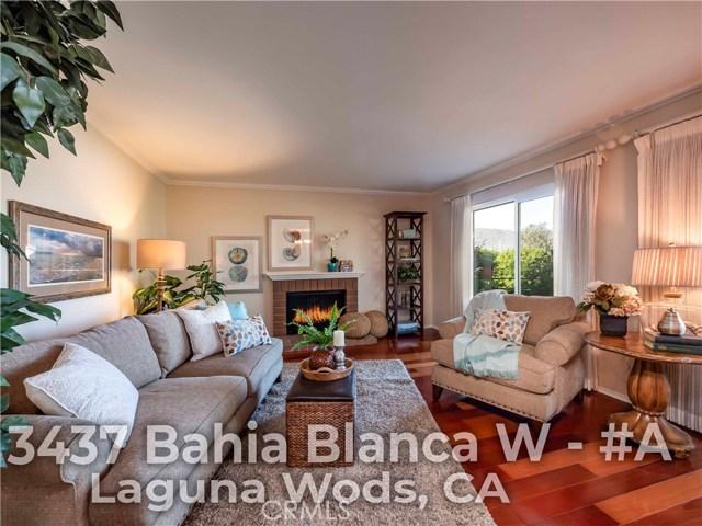 3437 Bahia Blanca W A, Laguna Woods, CA 92637