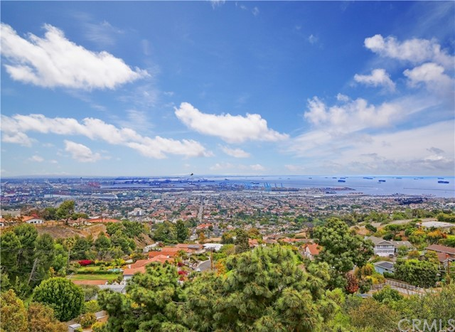 First time on the market since originally bought in 1959. City lights and Ocean views are spectacular. Great potential to change a den to the third bedroom. Bring your hammer, tool box and imagination and make this a fantastic home and investment. Located in El Prado Estates which is adjacent to the upper level of Dean Dana Friendship Park. A three minute walk to the entrance of the park. The park offers areas for picnicking, dog walking, kite flying or just enjoying a spectacular view of the ocean. Ten minutes to the 110 Freeway with access to downtown restaurants, Lakers/Clippers/Rams/Chargers.